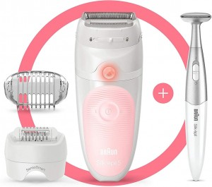 Depilator Braun Silk-epil 5-820 + trymer do bikini